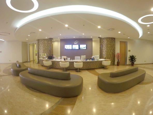 Lobby Ciputra Medical Center