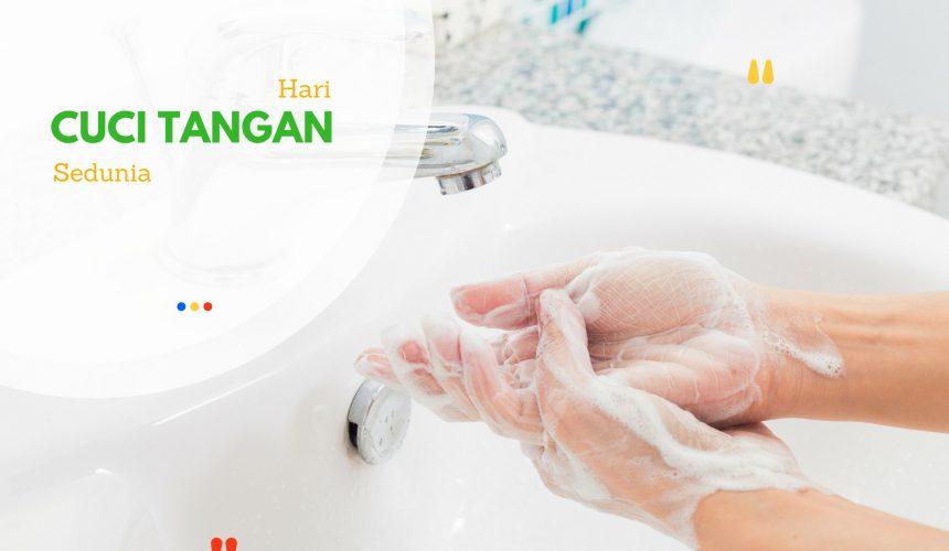 Cuci Tangan: Mencegah Pilek, Demam dan Masuk Angin