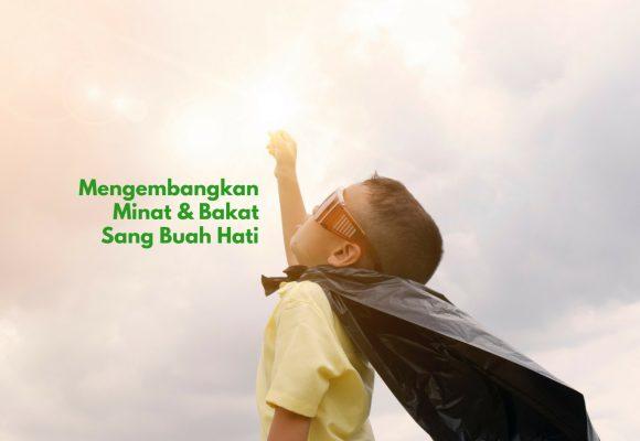 Membantu Mengembangkan Minat Bakat Anak