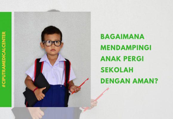 Pergi Sekolah dengan Aman