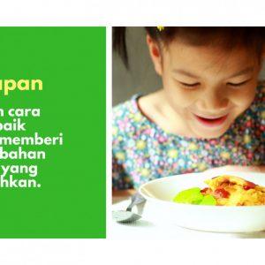 Sarapan Nutrisi Penting untuk Anak