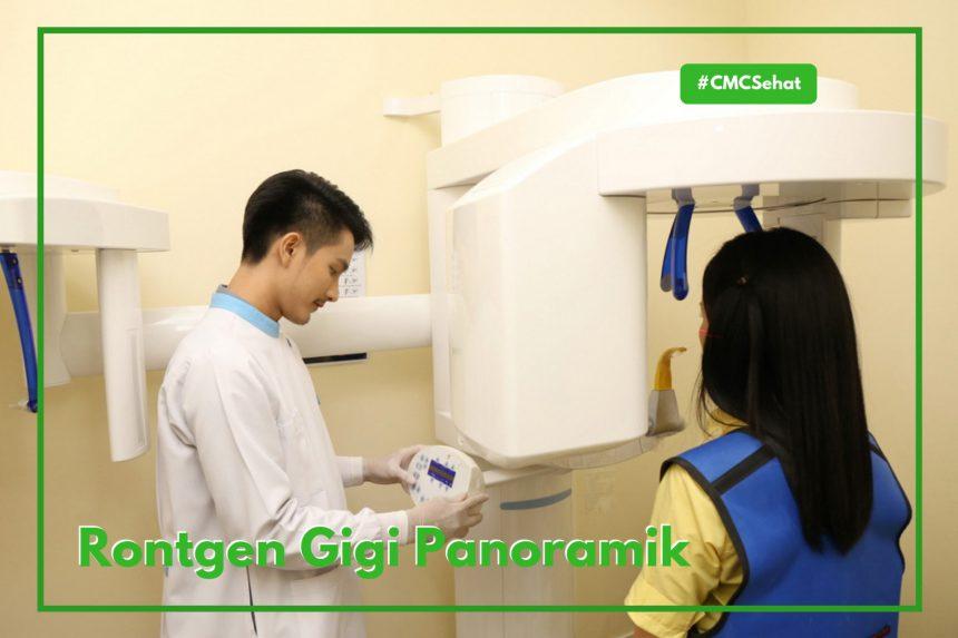 Rontgen Gigi Panoramik: Apa Itu?