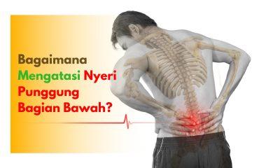 cara meredakan sakit punggung