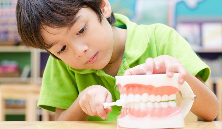 Kesehatan Gigi Anak